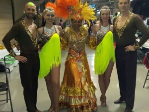 toronto best pan am games salsa show