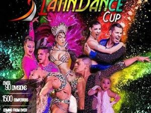 World Salsa dance shows