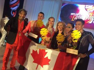 Toronto salsa school wins world cup