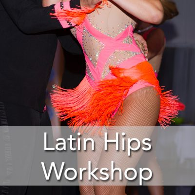 Latin Hips Salsa Bachata Dance Classes