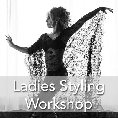Ladies Styling and Technique Salsa Dance Class