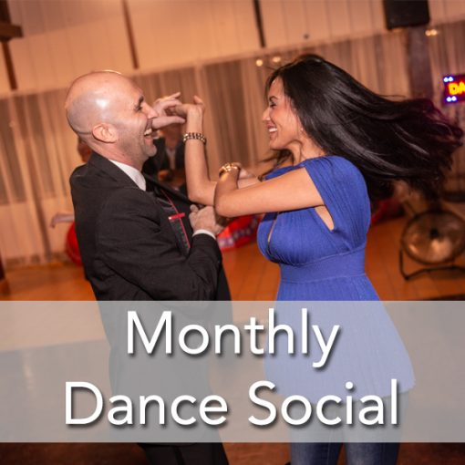 Salsa Bachata Dance Social Monthly Party