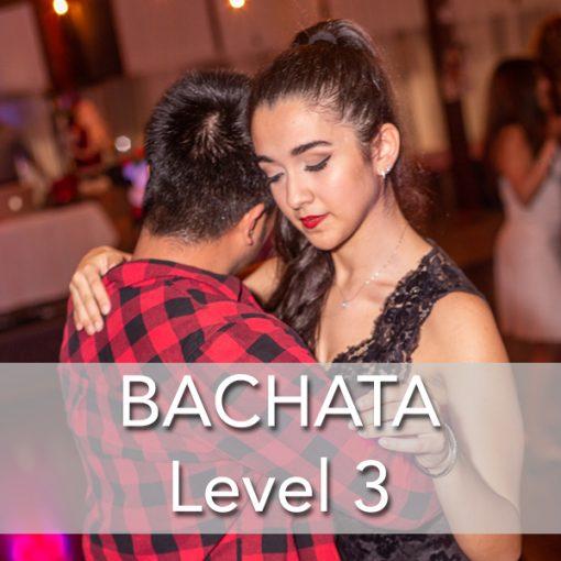 BACHATA DANCE LEVEL 3