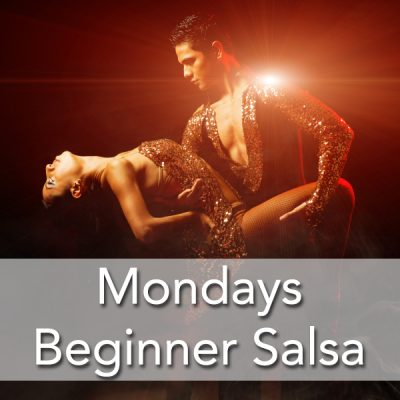 Monday Beginner Salsa Classes Mississauga